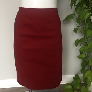 🎉 Red Pencil Skirt 🎉